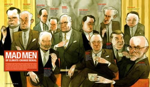 Mad Men of CC Denial