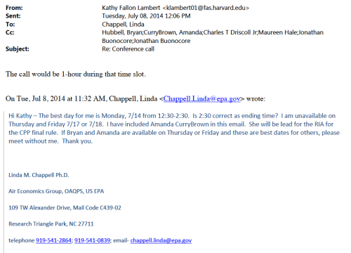 Driscoll Chappell to Lamber 070814